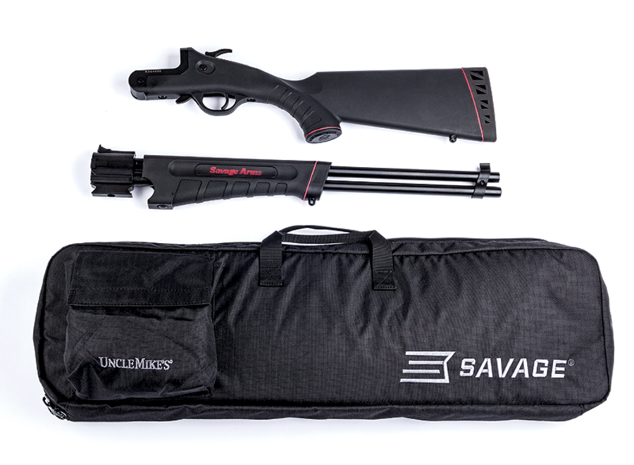 Savage Mod 42 Take-Down 22LR 410ga. Combo