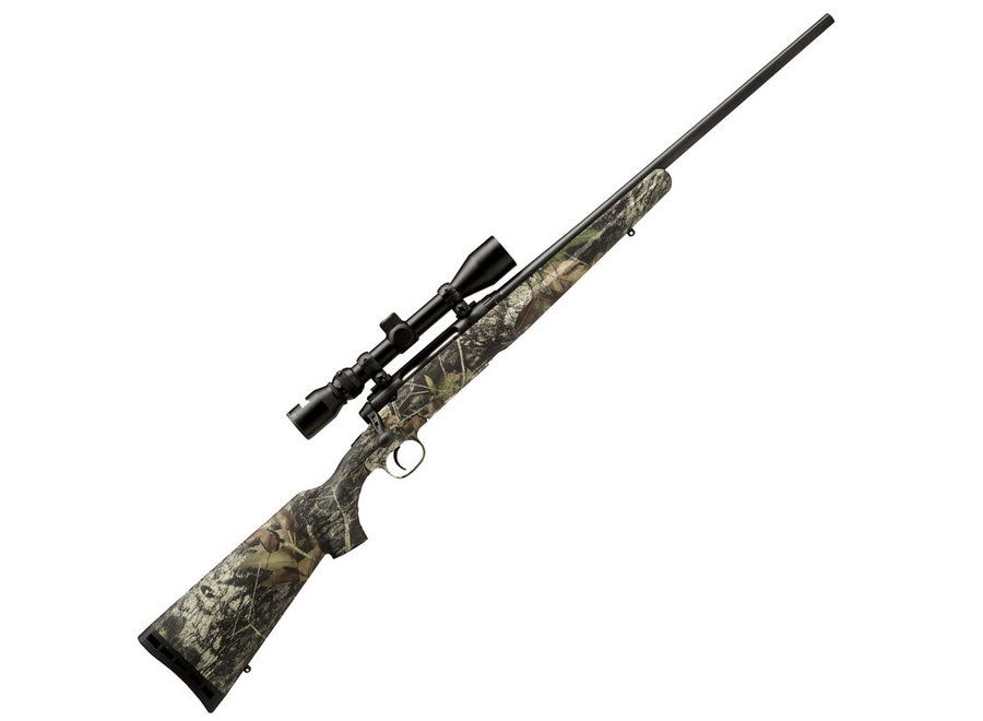 SAVAGE AXIS 223 REM Camo SYNTHETIC