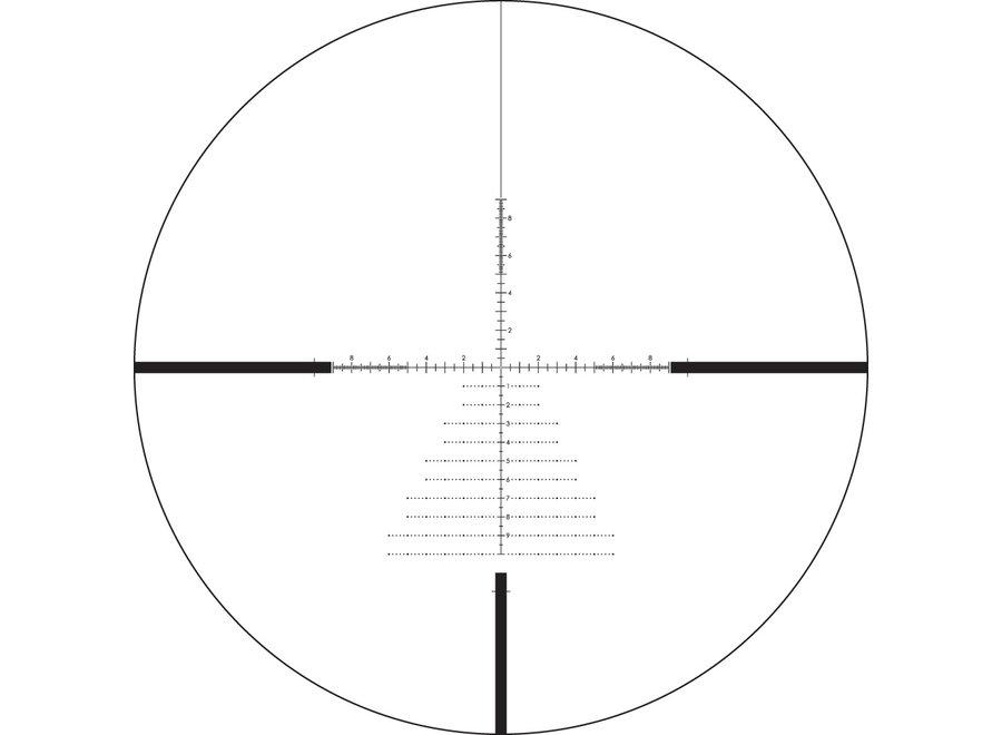 Vortex Diamondback Tactical 6-24x50 FFP EBR-2C MRAD reticle