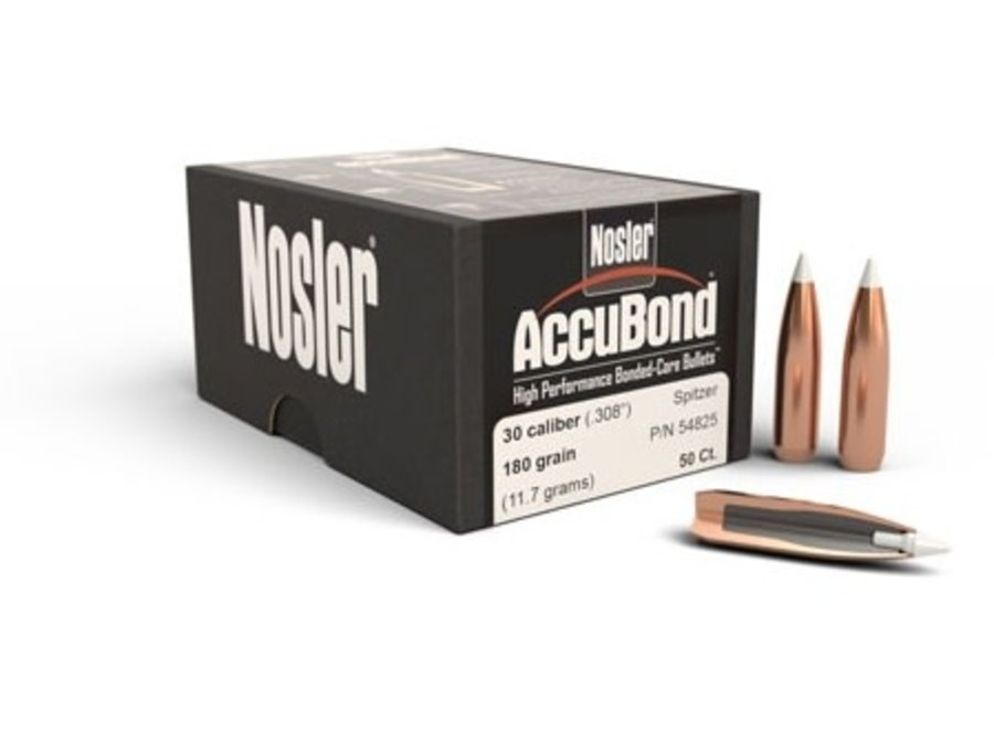 Nosler Accubond Bullets