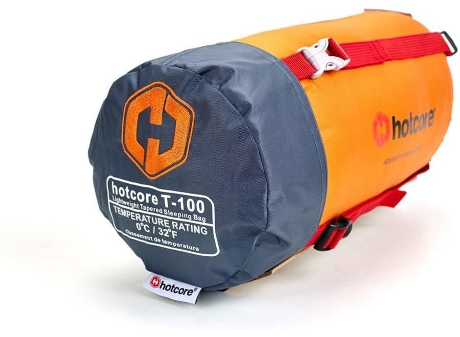 Hotcore T-100 Sleeping Bag Orange
