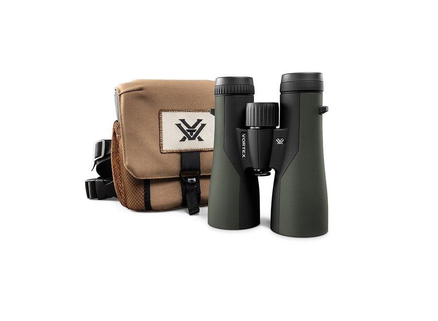 Vortex Crossfire 12x50 Binoculars w/Glasspak