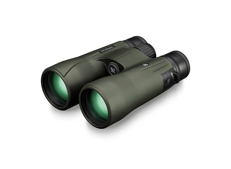 Vortex Viper HD 12x50 Binoculars w/GlassPak