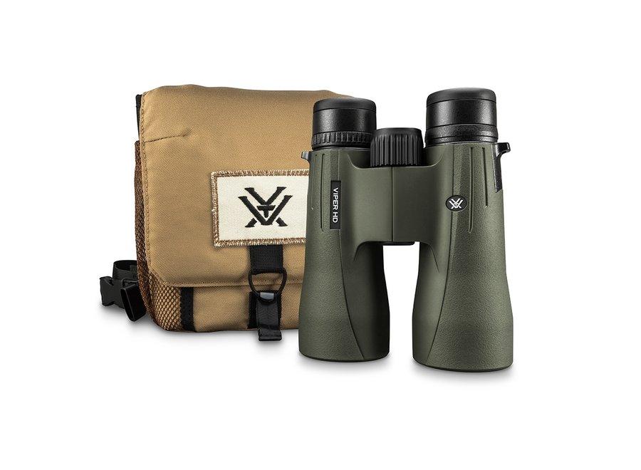 Vortex Viper HD 10x50 Binoculars w/GlassPac