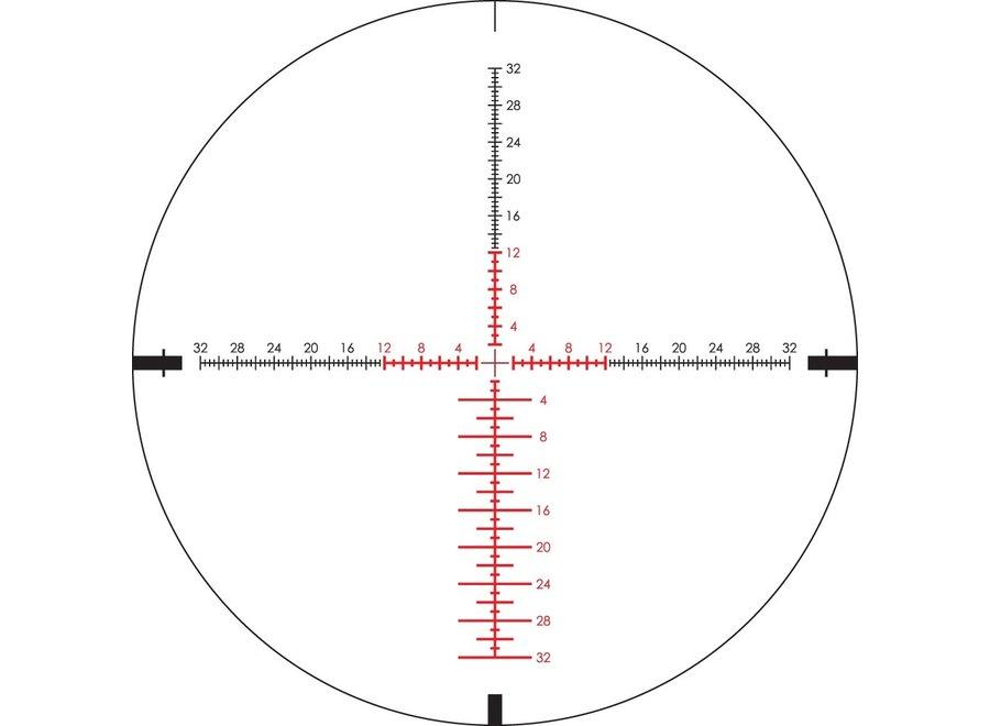 Vortex Viper PST II 3-15x44 EBR-4
