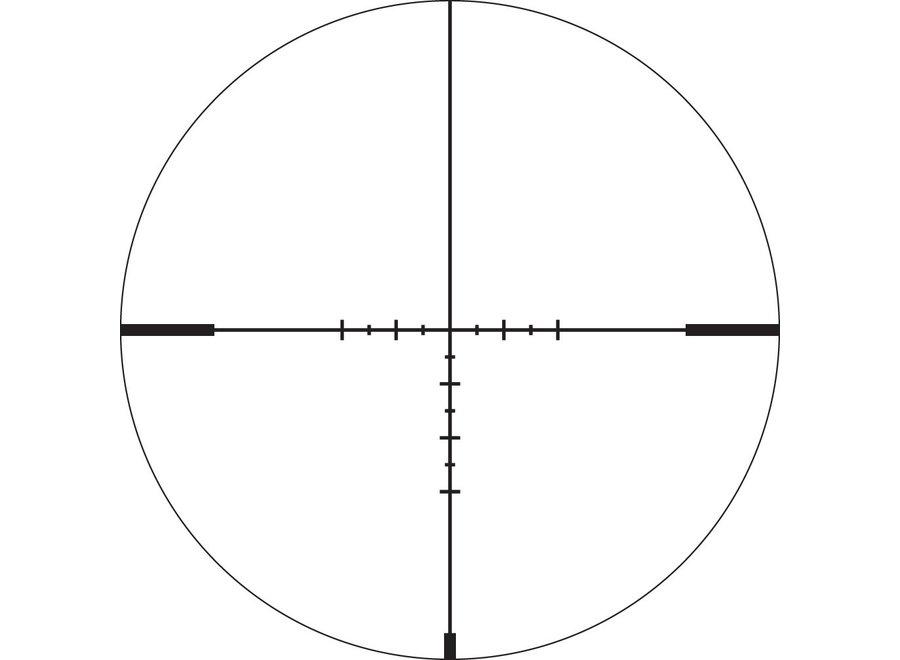 Vortex Viper Pst 1-6x24 Sfp W/vmr-2 Moa