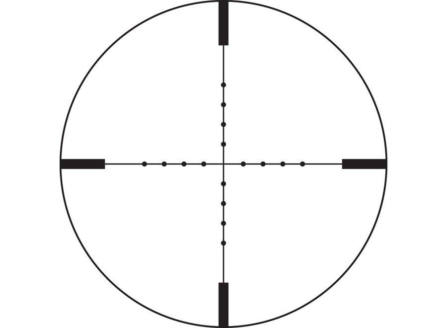 Vortex Viper 6.5–20x50 Pa Riflescope Mil Dot Reticle