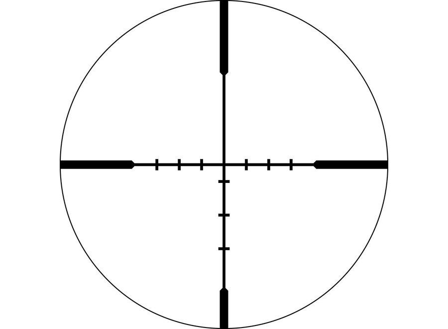Vortex Viper HS 2.5–10x44 SFP Riflescope With Dead-hold BDC