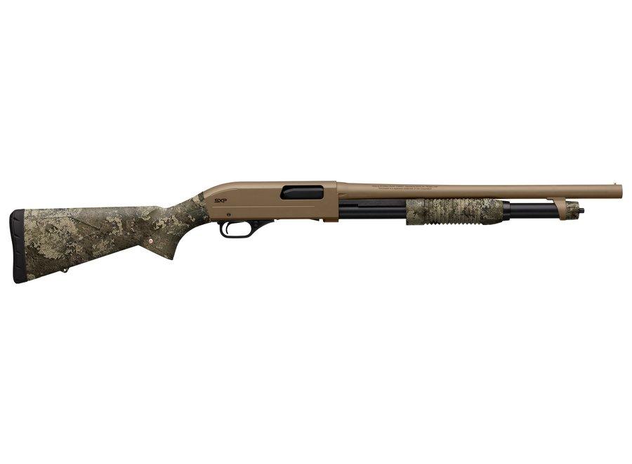 """Winchester SXP Strata Defender FDE 12Ga. 3"""" 18""""BBL"""