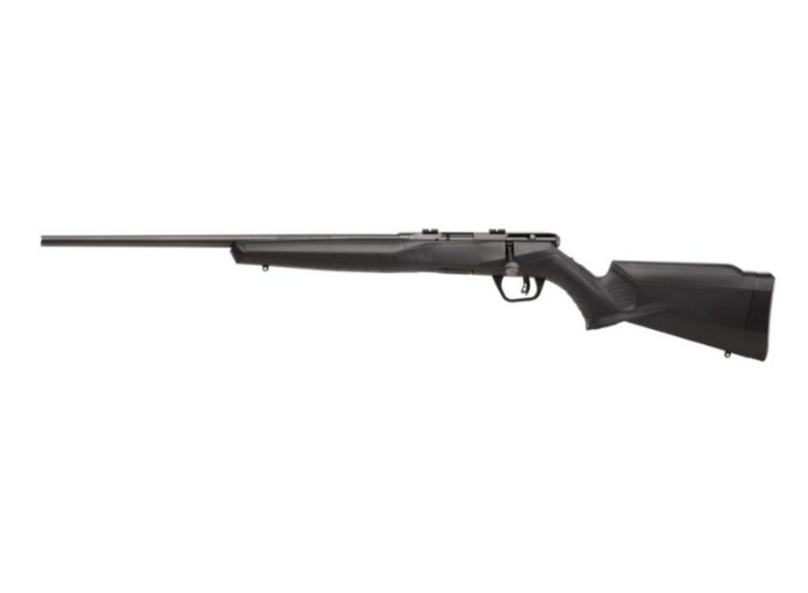 "Savage B22 F Bolt Action Rifle, 22 LR, Left Hand, 21"" BBL"