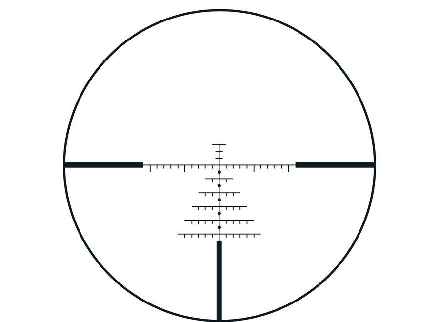 Swarovski X5 3.5-18x50 Brm Riflescope