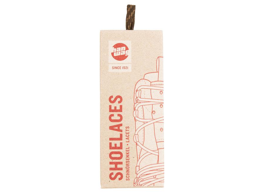 Hanwag Shoelaces 160cm Brown