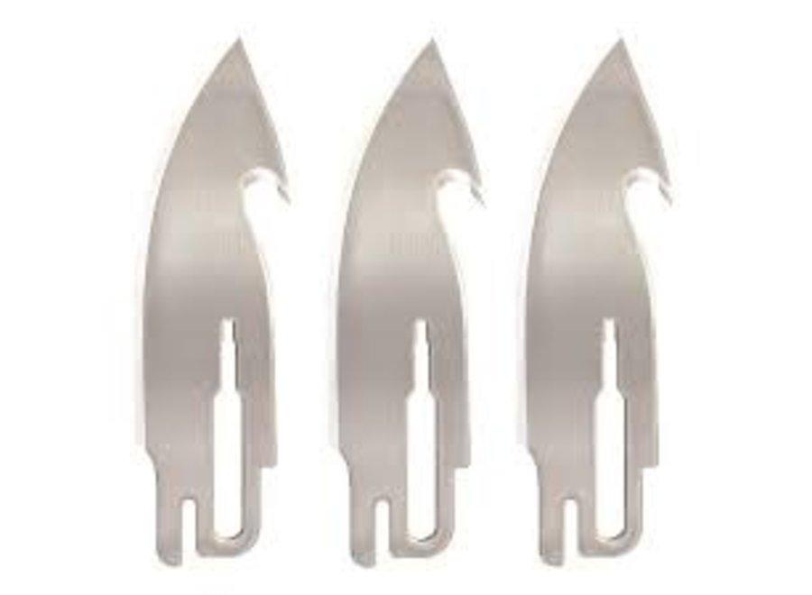 Havalon Talon Hunt Gut Hook Blades 3PK