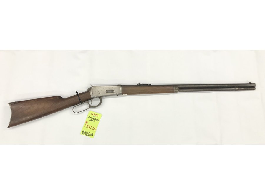 Used Winchester 1894 30WCF