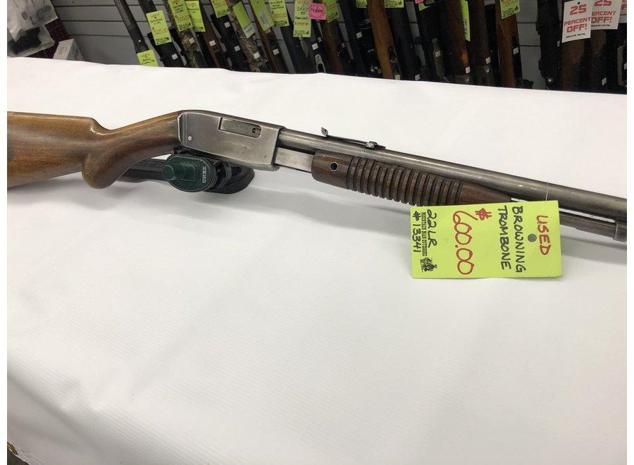 Used Browning Trombone Pump 22LR