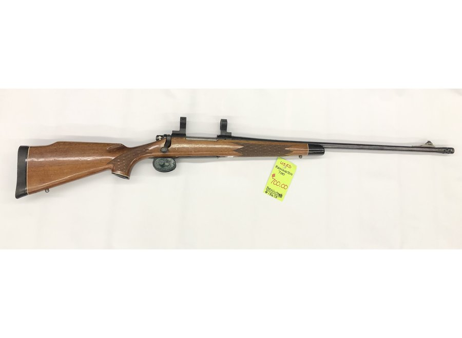 Used Remington 700 300 Win Mag