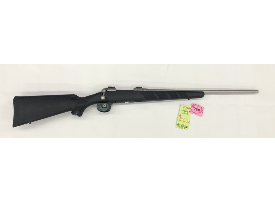 Used Savage Model 16 22-250