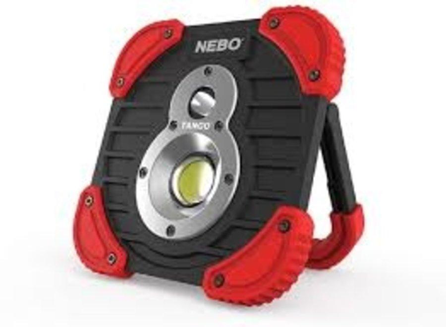 NEBO Flashlight TANGO RECH. WORK LITE