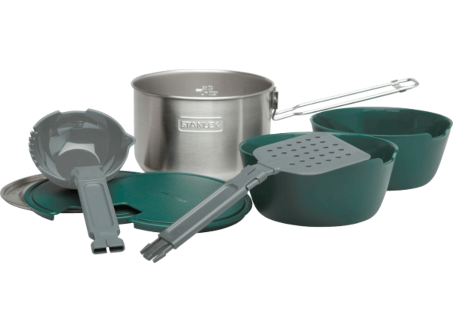 Stanley Adv 1.5L Two Bowl Camp Cook Set