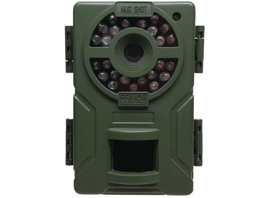 PRIMOS 12MP Mug Shot No Glow Game Camera