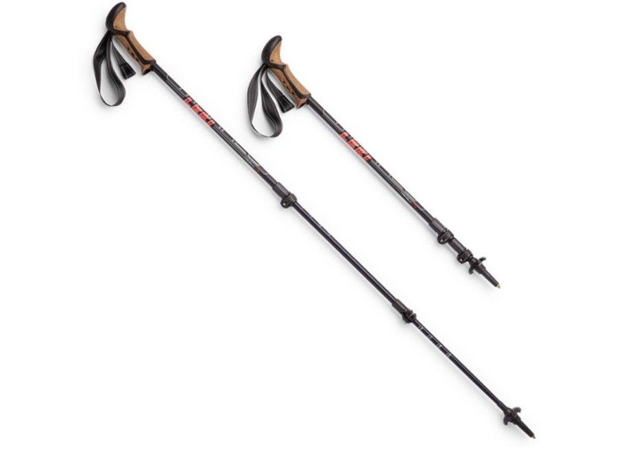 Leki Makalu Lite Trekking / Hiking Pole for Women and Men 100-135 cm