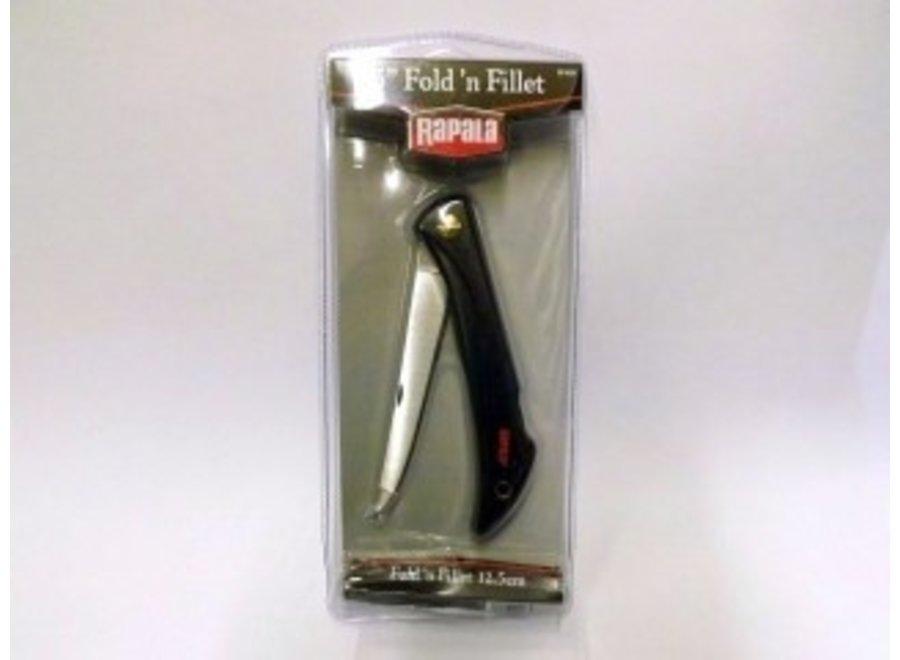 """Rapala Soft Grip Folding Fillet Knife 5"""""""