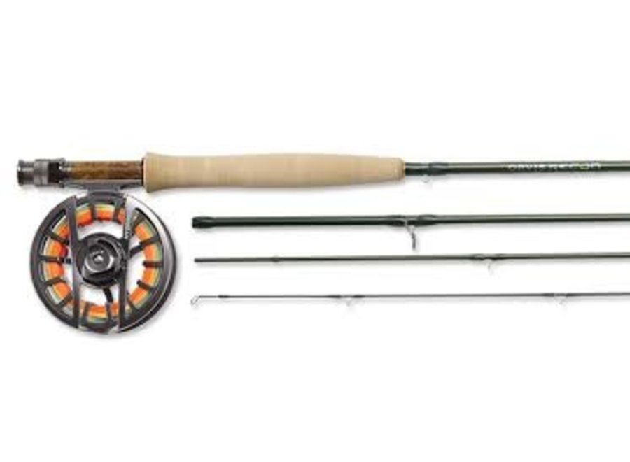 Orvis Recon  4pc 9'  5wt