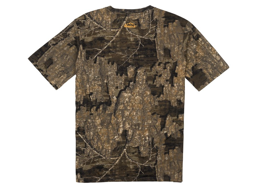 BROWNING SS TEE SHIRT WASATCH ESCAPE