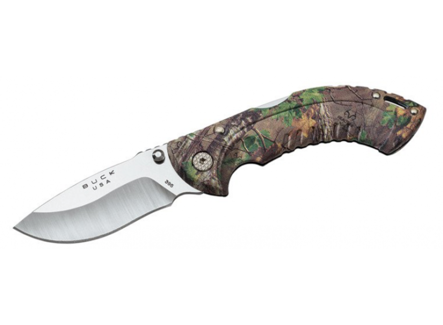 Buck 395 Omni Hunter® 10pt Folding Knife Buck 0395CMS20-B