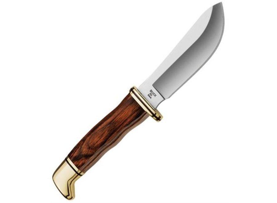 Buck 103BRS Skinner Cocobolo Dymond Fixed Blade Knife