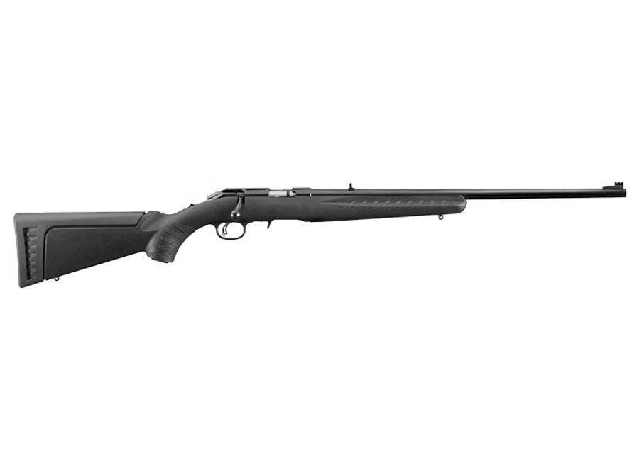 Ruger American Bolt Action Rifle 22 LR 22''