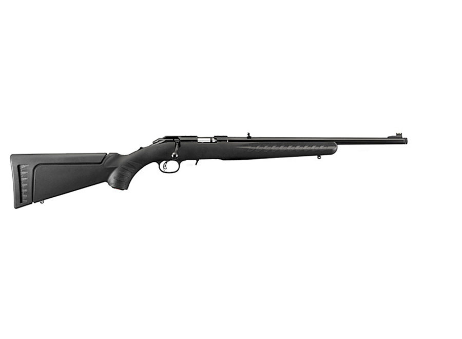 Ruger American Bolt Rifle 22 LR 18 in