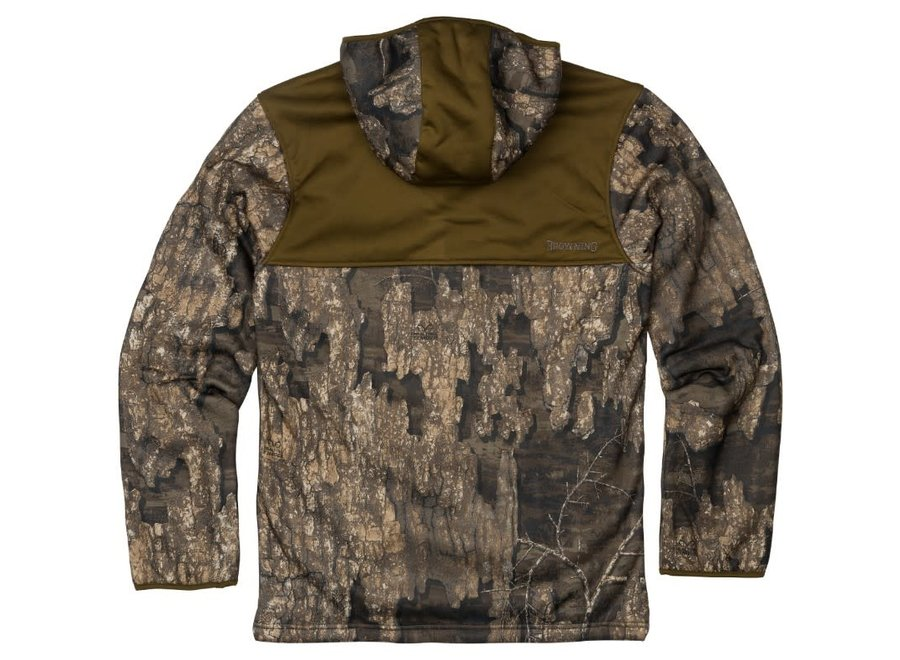 Browning High Pile Hooded Jacket