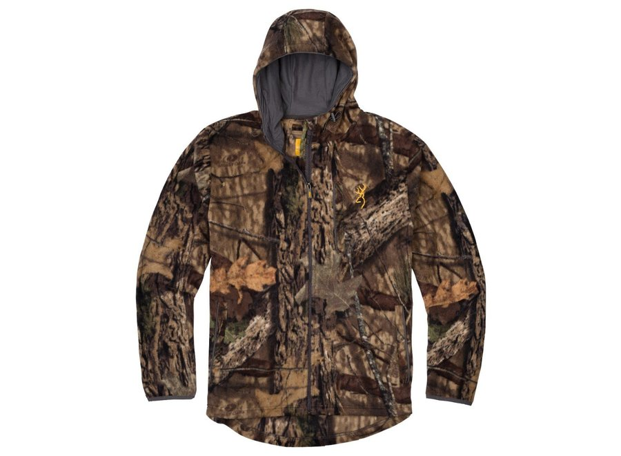 Browning Fleece Jacket Wasatch MOBUC