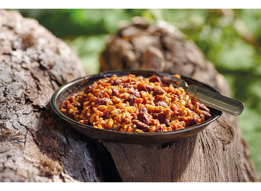 Happy Yak Vegetarian Chili