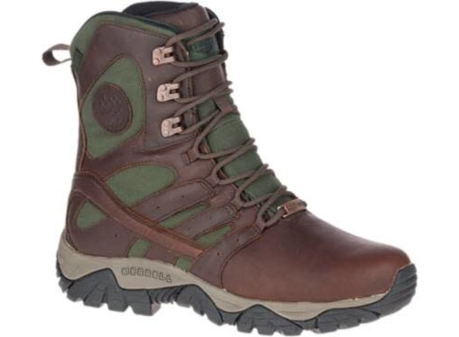 "Moab Duluth Pack 8"" Waterproof SR Work Boot"