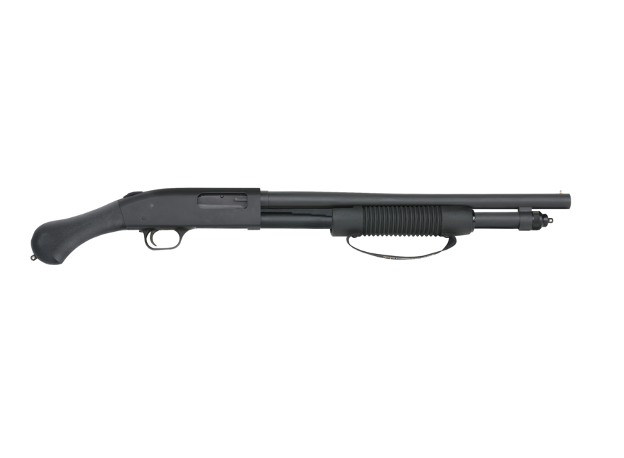 "Mossberg 50639 590 Shockwave Pump Shotgun 12 Ga 18.5"" Security Syn"