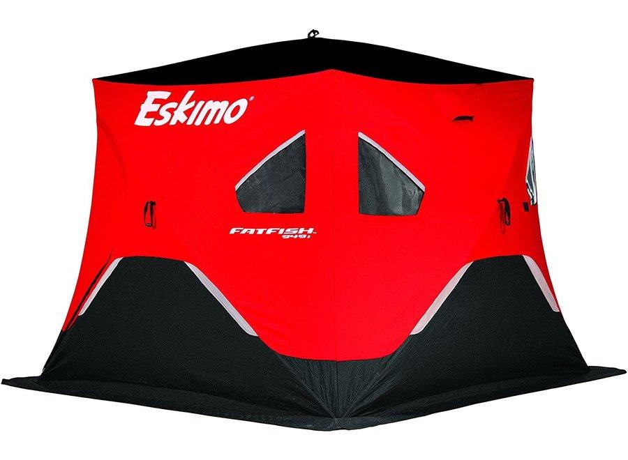 Eskimo FatFish Pop Up Ice Shelter 3-4 person