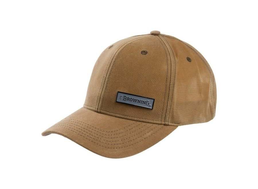 Browning Caps Badger Wax Tan