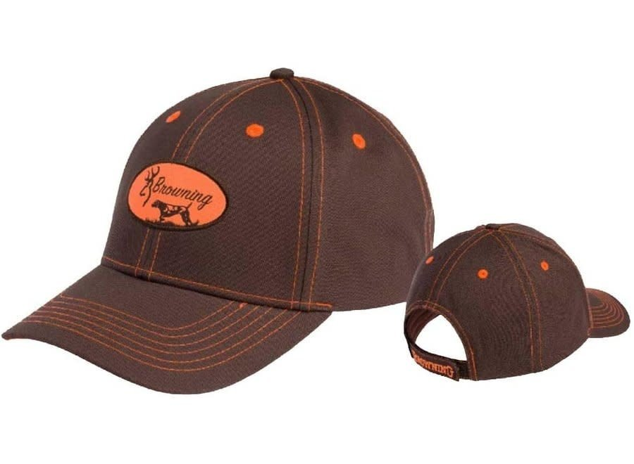 Browning Cap Flushing Orange