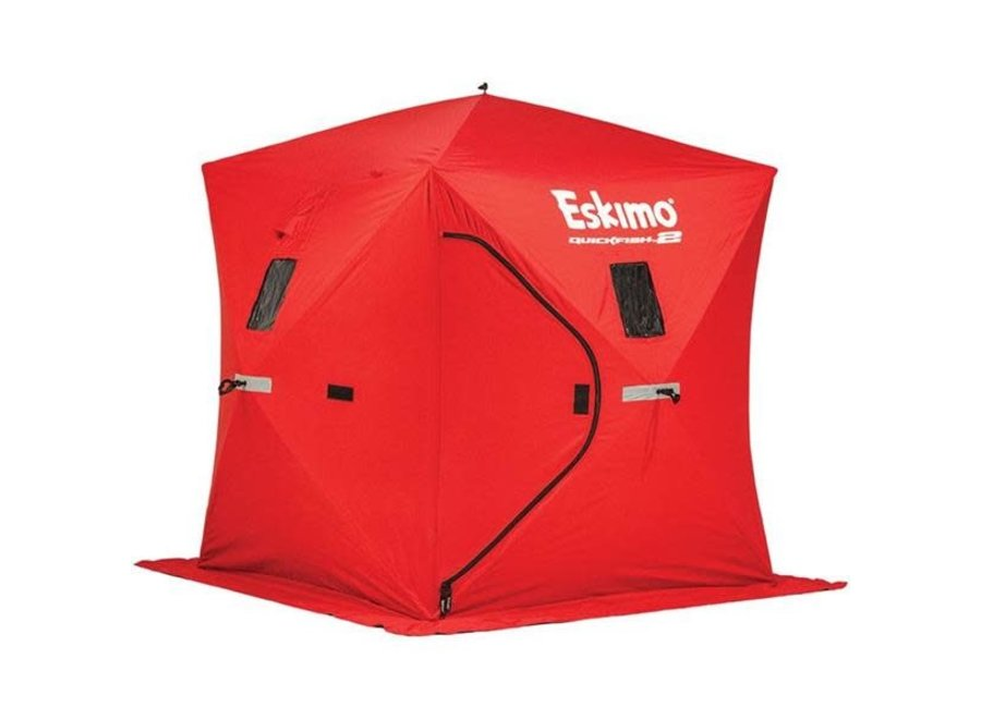 Eskimo Quickfish 2 Pop-Up Ice Shelter 1-2 person