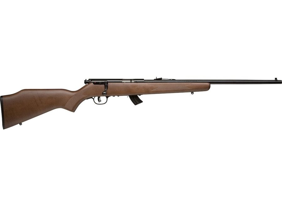 Savage Mark II G Bolt Action Rifle 22 LR, 21 in, Satin Blued