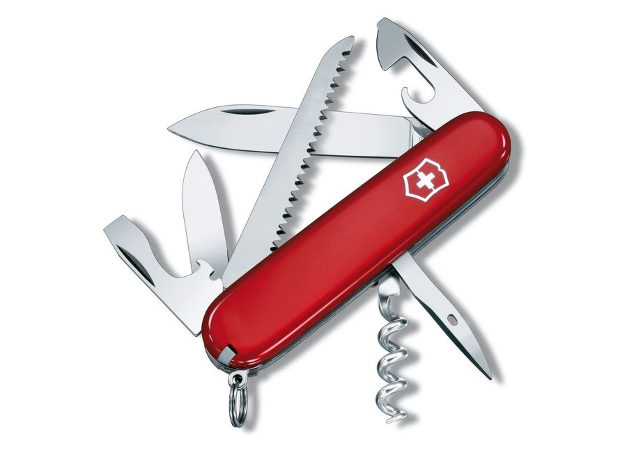 Victorinox Camper Red Knife