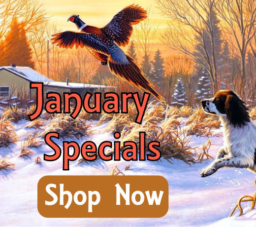 January Specials (Exempt from Free Shipping)
