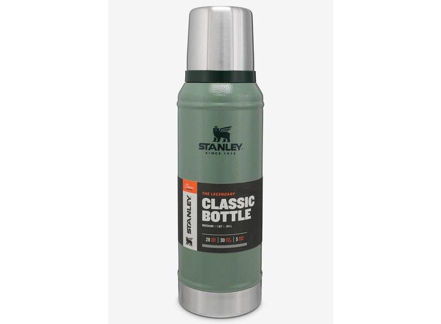 Stanley Classic Bottle Medium 1 Quart Green