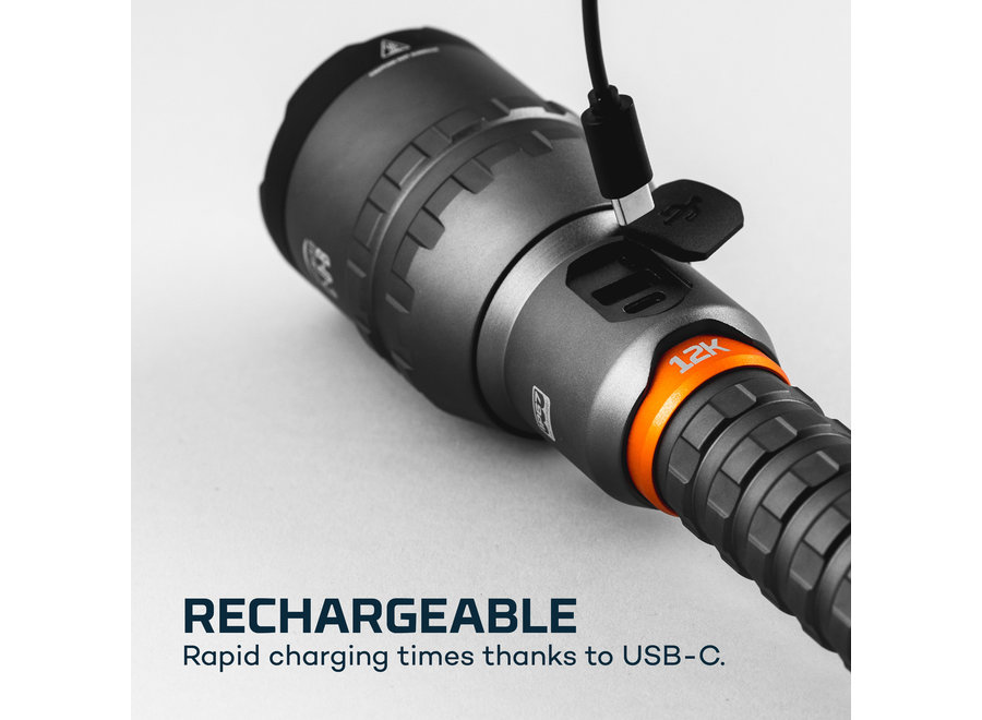 NEBO 12K Rechargeable