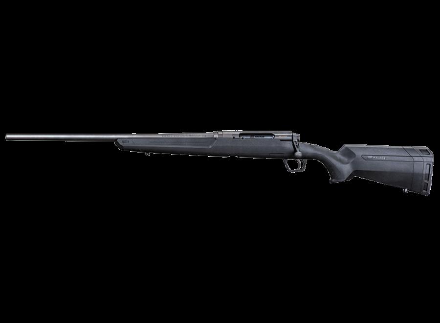 "Savage 57251 Axis LH Bolt Action Rifle 7MM-08 Rem, 22"" Bbl Blk, Blk"