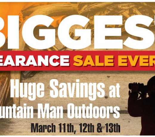 Annual Clearance Sale (Exempt from Free Shipping)