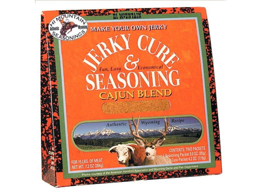 Hi Mountain Cajun Jerky Cure Jerky Making Kit