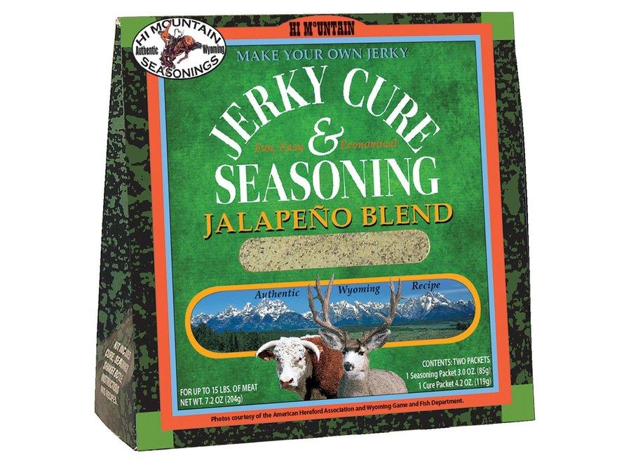 Hi Mountain Jerky Cure & Seasoning Jalapeno Blend